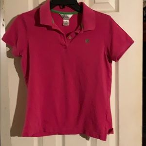 Lily Pulitzer polo shirt